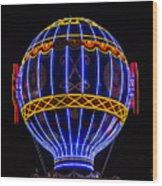 Montgolfier Wood Print