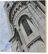 Montmatre Wood Print