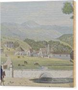 Montpelier Estates - St James Wood Print