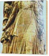 Monument Aux Morts 8 Wood Print