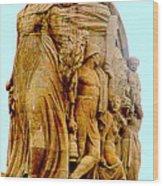 Monument Aux Morts 9 Wood Print