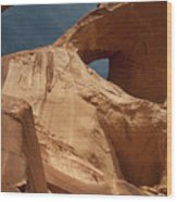 Monument Valley Arch 7369 Wood Print