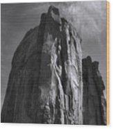 Monumentvalley 39 Wood Print