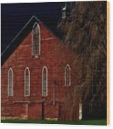Moonlite 1900 Barn Wood Print