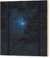 Moonshine 08 Wood Print