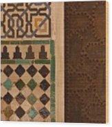 Moorish Wood Print