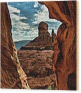 Moose Ridge 06-045 Wood Print