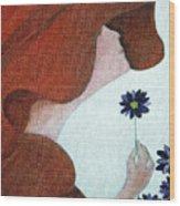 Mopart Lady Wood Print