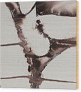 More Than Series No. 1382 Wood Print