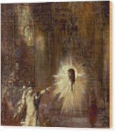 Moreau: Apparition, 1876 Wood Print