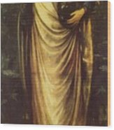 Morgan Le Fay 1862 Wood Print