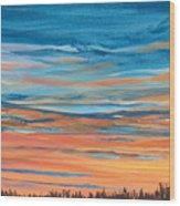 Mornin IIi Wood Print