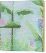 Morning Chrysalis Wood Print