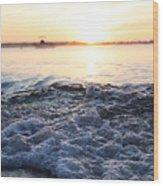 Morning Sunrise 09-02-18 #8 Wood Print