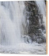 Morrell Falls 4 Wood Print