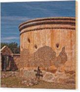 Mortuary Chapel Wood Print