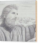 Moses Wood Print