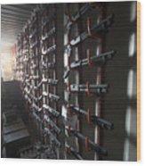 Mossberg M590 Compact Shotguns Wood Print