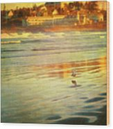 Mostly Maine Xii Wood Print