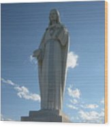 Mother Cabrini Shrine Wood Print