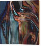 Mother Earth Spirit Wood Print