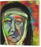 Mother Mary Mackillop Wood Print by James Thomas