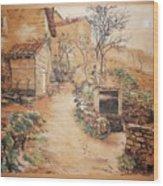Motherland Wood Print