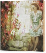 Mother's Day - Remembering Lydia Wood Print