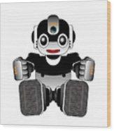 Moto-hal Wood Print