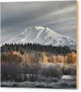 Mount Adams, Washington Wood Print