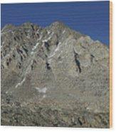Mount Agassiz 13,893' Wood Print