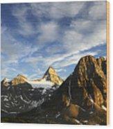 Mount Assiniboine Canada 14 Wood Print
