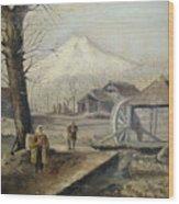 Mount Fuji - Japan Wood Print