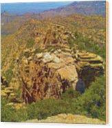 Mount Lemmon II Wood Print