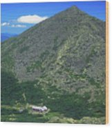 Mount Madison From Mount Adams Wood Print
