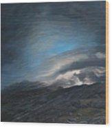 Mount Washington Sunrise Wood Print