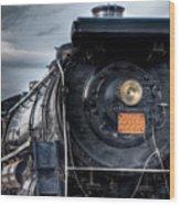 Mountain Class - Canadian National 6016 Wood Print