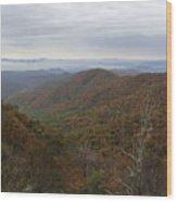Mountain Landscape 10 Wood Print