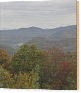 Mountain Landscape 5 Wood Print