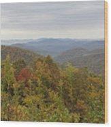 Mountain Landscape 6 Wood Print