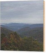 Mountain Landscape 7 Wood Print