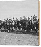 Mounted Guard, 1921 Wood Print