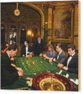 Move Over James Bond Wood Print