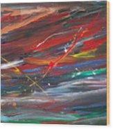 Movements Wood Print