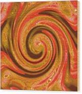 Moveonart Change Of Focus Wood Print