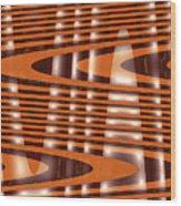 Moveonart Classical Sounds 3 Wood Print