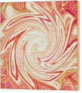Moveonart Come Holy Spirit 2 Wood Print