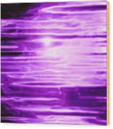 Moveonart Dreaming More Frequently Wood Print