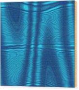 Moveonart Future Texture Soul 1 Wood Print