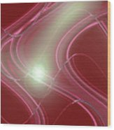 Moveonart Intercession 2 Wood Print